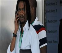 أسطورة الكاميرون سونج يصل مطار القاهرة لحضور «قرعة أمم أفريقيا»