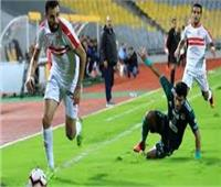 المصري يفتعل أزمة خلال مباراته مع الزمالك