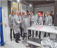 نصار يفتتح مصنع مصري فنلندي لتصنيع منتجات التعبئة