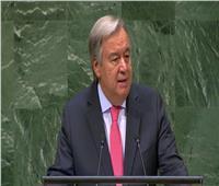 الأمين العام للأمم المتحدة يدعو إلى عملية انتقالية شاملة في السودان