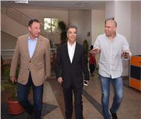 طارق دياب يزور الأهلي ويلتقي الخطيب