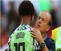 فيديو| مدرب نيجيريا يتحدث عن منتخب مصر