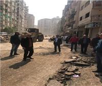 محافظ الجيزة: رصد 22 مليون جنيه لرصف شارع ترعة عبد العال