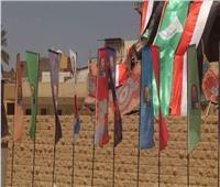 صور| لافتات ترحيب بالوفود المشاركة بقرعة كأس الأمم الإفريقية