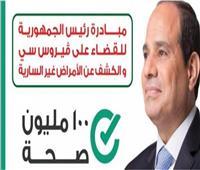 «الصحة» تعلن بدء فحص «فيروس سي» لغير المصريين