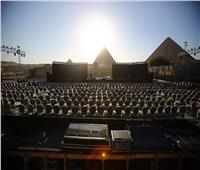 الصورة الأولى لموقع حفل قرعة أمم إفريقيا