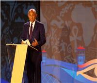 أحمد أحمد: شكرًا للرئيس السيسي على تعهده باستقبال أمم أفريقيا 2019