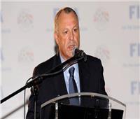 «أبو ريدة»: شعب مصر يعتبر أفريقيا امتداده التاريخي