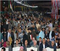 شرح «التعديلات الدستورية» في مؤتمر حاشد بطنطا