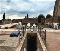 بعد ألفي سنة.. روما تفتتح قصر حارقها