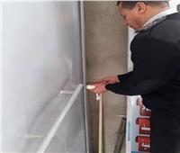 صور| الجيزة: غلق 20 عيادة تخصصية غير مرخصة ببولاق الدكروروالهرم