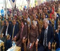 «سعفان» و«قنصوة» يشهدان توقيع بروتوكول للتدريب على «التفصيل والخياطة»