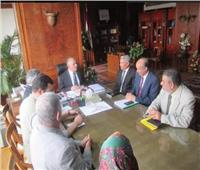 وزير الري يبحث استعدادات موسم الحج المقبل مع رئيس مكتب حجاج مصر