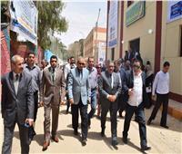 تشمل تخصصات طبية ومحو الأمية.. بدء أعمال قافلة جامعة عين شمس بالمنيا