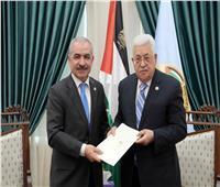 الحكومة الفلسطينية برئاسة محمد إشتية تؤدي اليمين القانونية