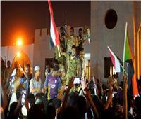 الإعلان عن أعضاء المجلس العسكري الانتقالي في السودان برئاسة البرهان