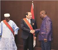 مصر تعود لريادة القارة السمراء.. وشيوخ الدبلوماسية: السيسى يسعى لتحقيق حلم «الوحدة الأفريقية»