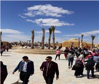 البيئة: محمية وادي الريان تستقبل 3938 زائرا من طلبة الجامعات المصرية