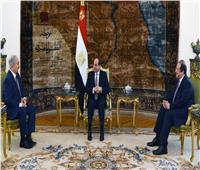 عاجل| بسام راضي: الرئيس السيسي يلتقي المشير خليفة حفتر