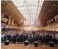 نقابة البترول وجابكو ينظمان مؤتمرا لحث العاملين على المشاركة في التعديلات الدستورية