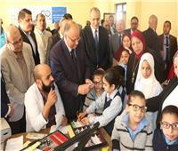 محافظ القاهرة يشهد إطلاق مبادرة «أولادنا في عنينا»