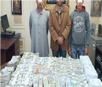 سقوط تجار المال غير المشروع.. ضبط 3 أشخاص تجاوزت معاملاتهم عشرات الملايين