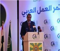 وزير القوى العاملة: حزمة تشريعات جديدة توفر البيئة المناسبة للاستثمار والعمل