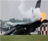 تحطم طائرة حربية لقوات شرق ليبيا في جنوب طرابلس