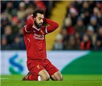 فيديو| حارس تشيلسي يمنع محمد صلاح من إحراز هدف ليفربول