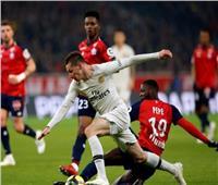 ليل يكتسح باريس سان جيرمان بخماسية في الدوري الفرنسي