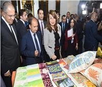 والي تفتتح معرض الحرف اليدوية بالتعاون مع بنك الإسكندرية