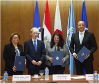 التعاون بين مركز القاهرة الدولى لتسوية النزاعات واليابان وبرنامج الأمم المتحدة الإنمائي