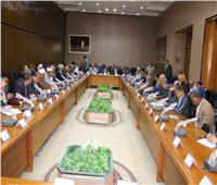 شوشة يؤكد على تحصيل مستحقات الدولة في شمال سيناء