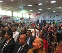 مؤتمر لحث مواطني سيناء على المشاركة في التعديلاتالدستورية