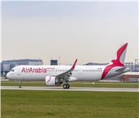 «العربية للطيران» تضم أول طائرة «إيرباص A321neo LR» إلى أسطولها