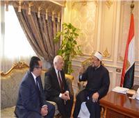 سفير كازاخستان: الجامعة المصرية للثقافة الإسلامية بدولتنا الأولى في مواجهة التطرف
