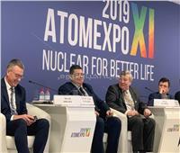 أمجد الوكيل: نبذل جهودًا كبيرة لبناء القدرات في التكنولوجيا النووية