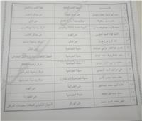 الجيزة تصدر حركة ندب والحاق لــ 33 موظف بالأحياء والمراكز والمدن