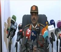 «الجيش الليبي»: حكومة الوفاق تخطط لشن هجوم على مدينة ترهونة