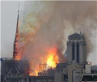 فيديو| فابيولا بدوي عن حريق «نوتردام»: فرنسا تعيش حالة من الصدمة