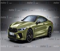 فيديو  أول ظهور لسيارة 8–BMW M8