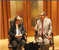 سعفان: العامل المصري أول من سيشعر بالتحسن في الأوضاع الاقتصادية