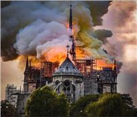 الصور الأخيرة لـ «كاتدرائية نوتردام» قبل حرقها بيوم