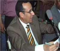 شوشة يتفقد سير العمل بديوان عام محافظة شمال سيناء