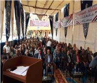 مؤتمرات مكثفة في الغربية لدعم التعديلات الدستورية