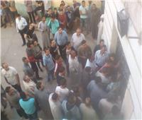 إقبال متوسط على انتخابات صيدلة المنيا