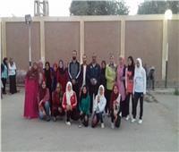 قوافل تعليمية لطلاب الإعدادية والثانوية في 20 قرية بالمنيا