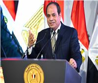 تفاصيل تفقد «السيسي» إجراءات التفتيش ورفع الكفاءة القتالية بقاعدة محمد نجيب