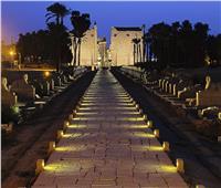 «معبد الأقصر».. بناه أمنحتب الثالث لتأكيد نسبه للإله آمون