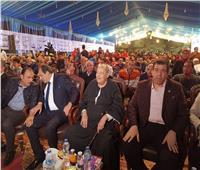 مؤتمر جماهيري بمنيا القمح لدعم التعديلات الدستورية
